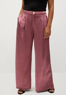 Violeta by Mango - MOSCU-I - Pantalon classique - rosa
