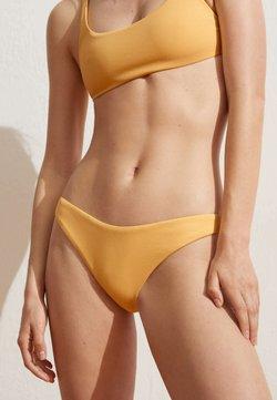 OYSHO - CLASSIC - Bikinibroekje - yellow