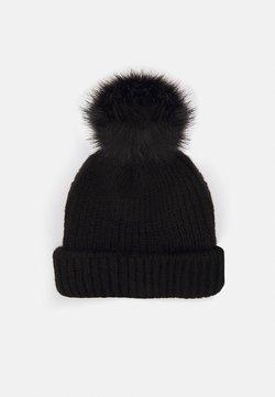 Topshop - Bonnet - black