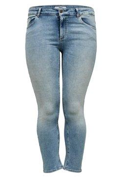 ONLY Carmakoma - Straight leg jeans - light blue denim