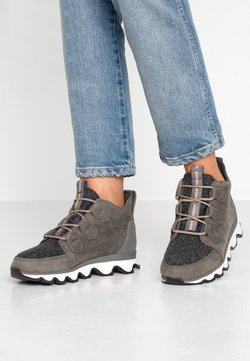 Sorel - KINETIC CARIBOU - Ankle Boot - quarry