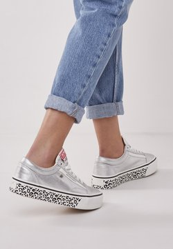British Knights - MACK - Sneakers - silver