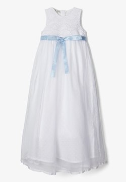 Name it - TAUF UNISEX - Vestido largo - bright white