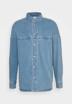 Won Hundred - ISAC - Overhemd - blue denim