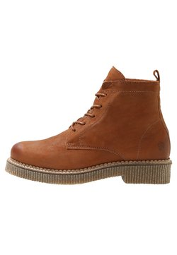 Apple of Eden - DELTA - Stiefelette - cognac