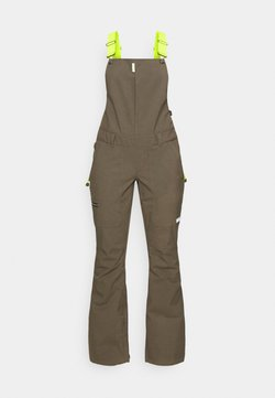 DC Shoes - COLLECTIVE - Pantaloni da neve - tarmac