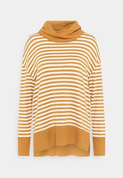 GAP - COWL - Maglione - brown