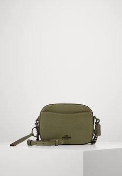 Coach - CAMERA BAG - Torba na ramię - light fern