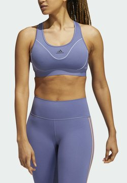 adidas Performance - BT REFLCTV  - Sport BH - purple