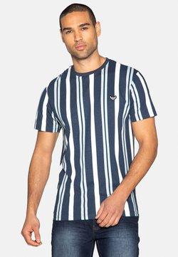Threadbare - GRIFFIN - T-Shirt print - blau