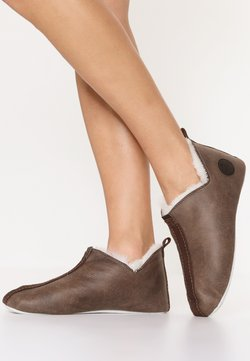 Shepherd - LINA - Chaussons - oiled antique