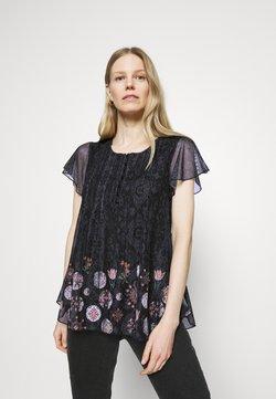 Desigual - NORTE - T-Shirt print - black