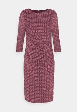Esprit Collection - EOS DRESS - Vestido de tubo - dark red
