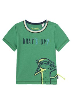 Sanetta Kidswear - T-shirt print - green
