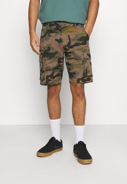 Only & Sons - ONSCAM STAGE CAMO - Shorts - olive night