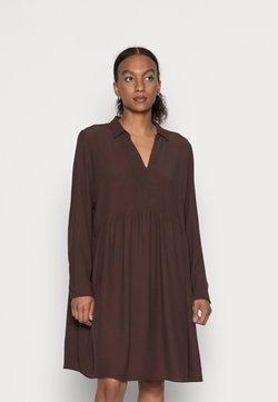 Esprit - MOROCCAIN DRESS - Kjole - rust brown