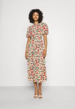 Missguided - OPEN BACK DRESS - Sukienka letnia - sage