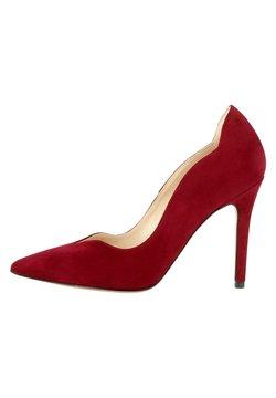 Evita - High Heel Pumps - rot