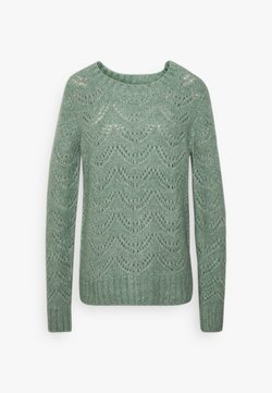 PIECES Tall - PCBIBI TALL - Pullover - jadeite