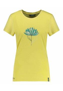 Meru - T-Shirt print - hellgelb