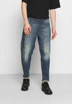 G-Star - CITISHIELD SLIM TAPERED - Straight leg jeans - antic faded lagoon