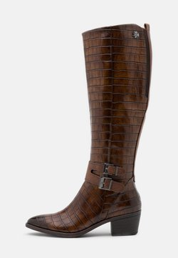 Marco Tozzi by Guido Maria Kretschmer - Boots - cognac