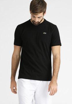 Lacoste Sport - CLASSIC - T-shirt - bas - black