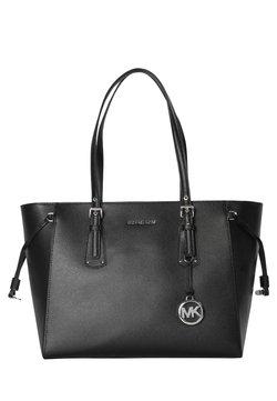 MICHAEL Michael Kors - VOYAGER - Handtasche - black