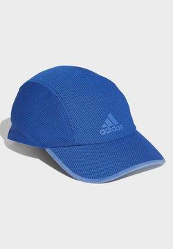 adidas Performance - AEROREADY RUNNER MESH CAP - Gorra - blue