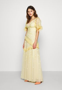 Needle & Thread - EARTH GARDEN GOWN - Ballkleid - daffodil