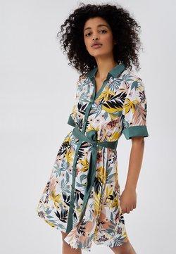 Liu Jo Jeans - Vestido camisero - tropical green