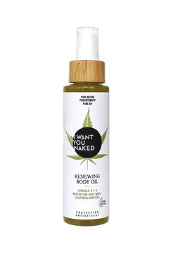 I WANT YOU NAKED - RENEWING BODY OIL - Körperöl - -