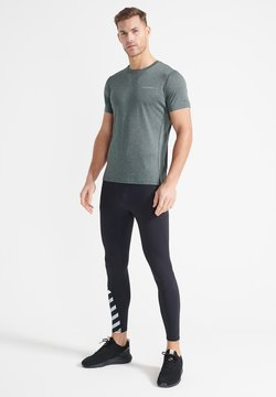 Superdry - ACTIVE - Funktionsshirt - military duck
