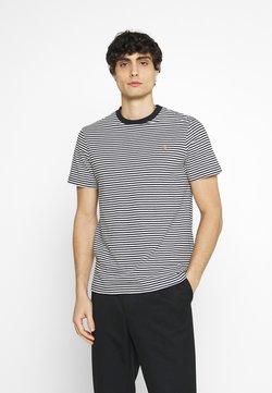 Farah - DAYTONA TEE - T-Shirt print - true navy