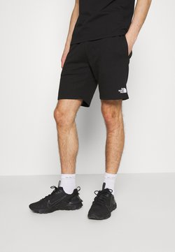 The North Face - GRAPHIC LOGO - Shorts - black