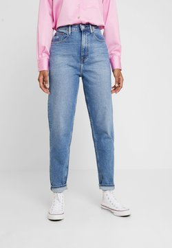 Tommy Jeans - HIGH RISE - Jeans baggy - blue denim