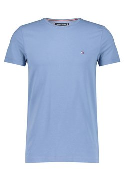 Tommy Hilfiger - T-shirt basic - stoned blue