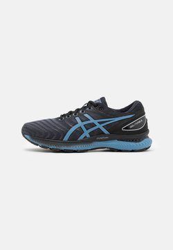 ASICS - GEL NIMBUS 22 - Zapatillas de running neutras - black/grey floss