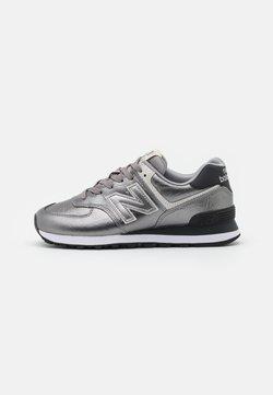 New Balance - WL574 - Baskets basses - grey/black