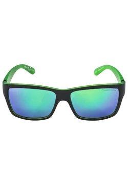 Alpina - KACEY - Sportbrille - black matt-green (a8523.x.32)