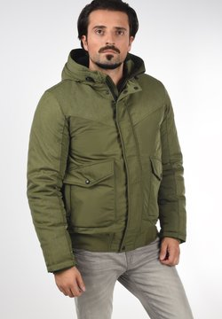 Solid - INACIO - Winterjacke - ivy green