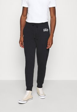 GAP - LOGO PANT - Jogginghose - moonless night