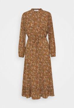 ONLY - ONLLIMA DRESS - Blusenkleid - rust