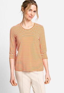 Olsen - Langarmshirt - orange