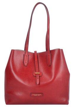 The Bridge - DALSTON SHOPPER 1307 - Shopping Bag - red currant