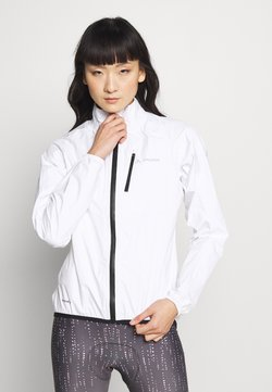 Vaude - DROP JACKET - Hardshelljacke - white