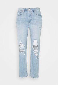 GAP - BOYFRIEN DEST - Jeans baggy - light dory
