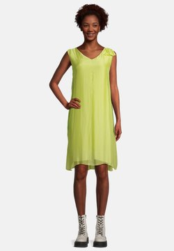 Cartoon - Freizeitkleid - celery green