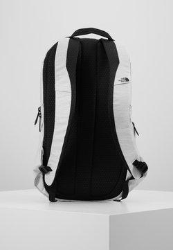 The North Face - ELECTRA - Reppu - white metallic melange/black