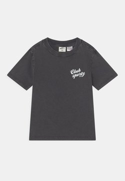 Gina Tricot - MINI TEE - T-shirt print - black